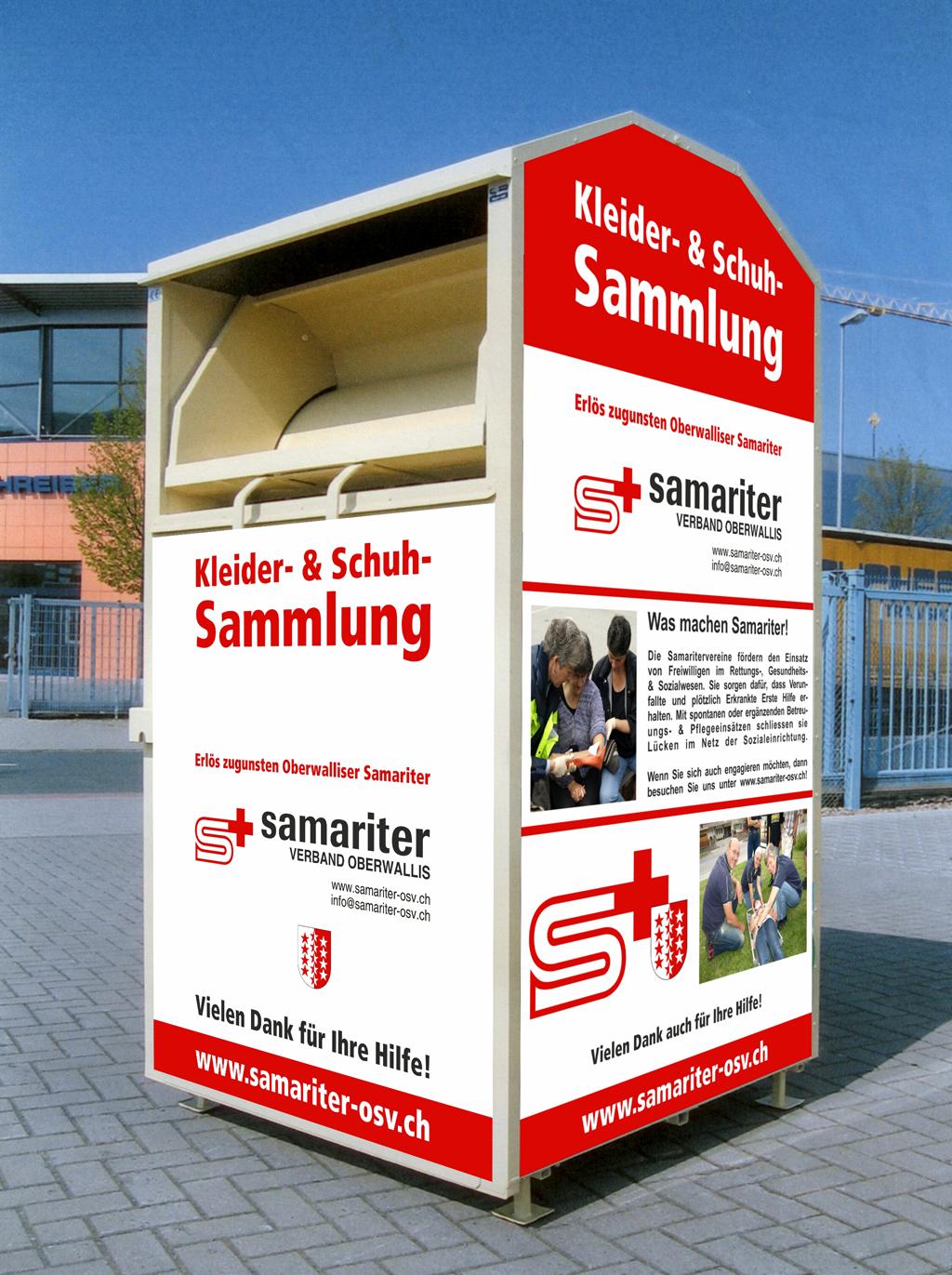 Altkleider Container Köln